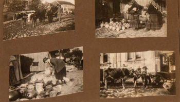 Политика, 28.12.2015, Фото-албум Леди Пеџет предат Архиву Србије