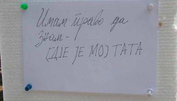 Курир, Искра, 31.8.2016, ОЧАЈНА МАЈКА СРПСКОГ ОФИЦИРА: Плачем изнад празног гроба, већ 25 година тражим сина јединца