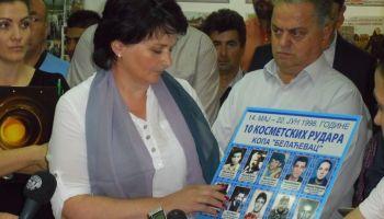 СРНА, 22.6.2017, Обиљежена 19. годишњица од киднаповања рудара на КиМ