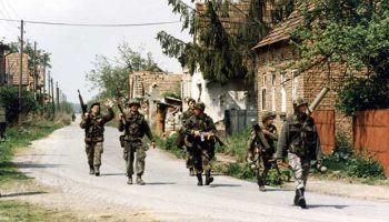 """DIC Veritas, 30.4.2018, Godišnjica stradanja Srba iz Zapadne Slavonije 1. i 2. maja 1995. godine (akcija """"Bljesak"""")"""