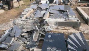 СРНА, 12.5.2018, Српским гробљима јужно од Ибра пријети нестајање