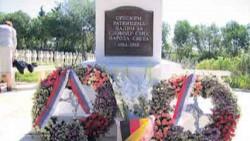 Српско војничко гробље Алжир Фото: Политика