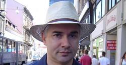 Саламон Јазбец, аутор Magnissimum crimen Фото: Печат