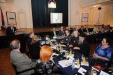 Отварање Пете међународне конференције о Јасеновцу, Бањалука, 25.5.2011. Фото: СРНА