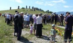 Историјски час поводом седамдесетогодишњице усташког покоља на Гаравицама код Бихаћа, Фото: Jadovno.com