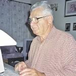 Јаша Алмули (1918-2013) Фото: Политика, 2012.