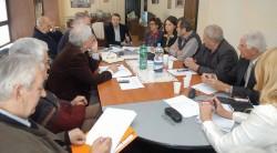 """Иницијативни одбор """"Српског меморијала"""", 2. октобар 2013. Фото: Вечерње новости"""