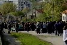 Погром Срба из Западне Славоније (РСК), 1. и 2. мај 1995. (хрватска операција Бљесак) Фото: printscreen, Youtube / DIC Veritas