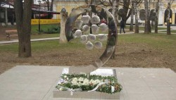 Бања Лука: Споменик Живота, за Дванаест звјездица, Фото: Интернет
