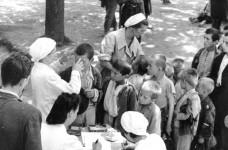 Диана Будисављевић, попис деце у хрватском усташком логору Стара Градишка Фото: Архива