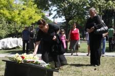 Парастос убијеним Србима на Миљевачком платоу Фото: РТС