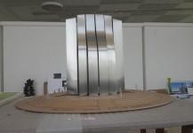 Једно од предложених решења за споменик прилога жртвама ратова деведесетих Фото: Вечерње новости