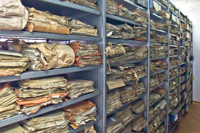 Војни архив  Фото: Политика / Д. Јевремовић