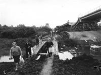 Мост спаса на Сави, Градишка 1/2 5. 1995. године Фото: Архива