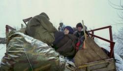 Егзодус сарајевских Срба, фебруар/март 1995. Фото: сајт Срби у БиХ