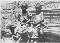 Јастребарско, хрватски логор за српску децу, НДХ Фото: Архива