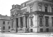 Народна библиотека, Косанчићев венац 1920-1941. Фото: Архива