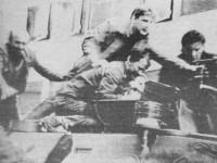 Сплит: Напад на транспортер ЈНА и војника Светланчу Накова, 6.5.1991.
