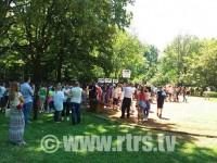 Дјеца са Космета посјетила Доњу Градину Фото: РТРС