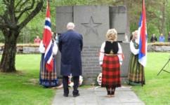 Обележено 75 година од доласка наших интернираца у Норвешку Фото: СРНА