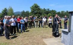 Ратковићи (Сребреница): Судови игноришу српске жертве, парастос 21.6.2017. Фото: СРНА