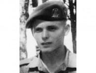 Тибор Церна, командир стрељачког одељења 125. моторизоване бригаде, јунак са Кошара