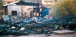 Наређење је било - палити куће да Срби немају где да се врате Фото: Архива
