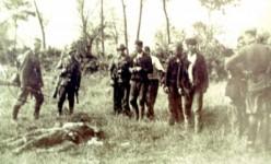 Стрељање у Драгинцу, октобар 1941. Фото: Архива / Вести