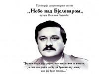 """Плакат документарног филма """"Небо над Бјеловаром"""" Фото: РТРС"""