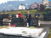 25 година од убиства 56 Срба у Горњој Јошаници код Фоче Фото: СРНА