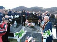 Источно Сарајево: Помен за убијене дјевојчице 1995. године Фото: РТРС