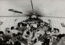Српске избеглице из Сарајева 1992. Фото: Вечерње новости, приватна архива