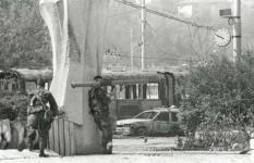 Сарајево, 2. мај 1992. Фото: Архива