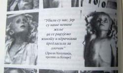Логор Јастребаррско за српску децу, картони преминулих Фото: Архива