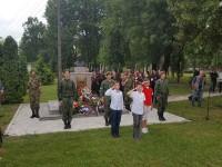 Дебељача: Обележавање 19. годишњице завршетка битке на Кошарама Фото: Бошко Козарски @PadobranacSRB