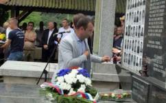 Служен парастос Србима убијеним на Петровдан 1992. године у Залазју