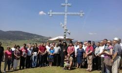 Сјећање на Србе страдале на Петровачкој цести Фото: ДИЦ Веритас