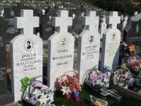 Гробље у Братунцу Фото: РТРС, СРНА