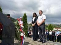 Парастос за борце погинуле у протеклом одбрамбено-отаџбинском рату Фото: СРНА