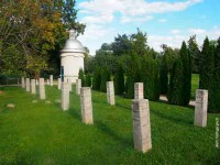 Словачка, Велики Међер, српско војничко гробље из Првог светског рата Фото: heritage.gov.rs