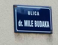 Славонски Брод: Улица Миле Будака Фото: Портал Новости