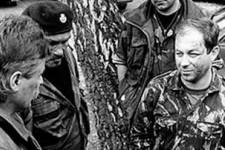 Томислав Мерчеп на положају Фото: Глас Српске