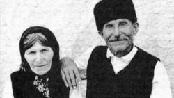 Јован са супругом Вукосавом 1967. Фото: породични албум, Политика