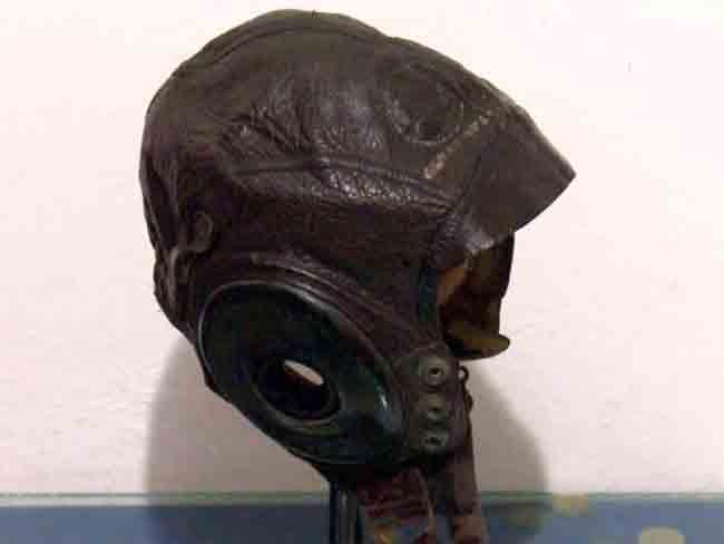 Бољанић: Сачувана авијатичарска капа из Другог светског рата Фото: РТРС