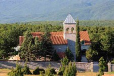 Манастир Драговић (1395) Фото: Епархија Далматинска