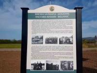 Бољанић, Озрен: Спомен на операцију Халијард, 1944-1945. Фото: РТРС