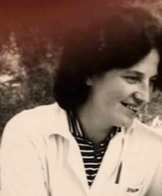 Медицинска сестра Рада Милановић, из Сребренице Фото: Вечерње новости, приватна архива